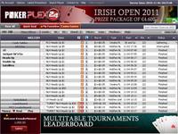 Poker Plex 24 Lobby